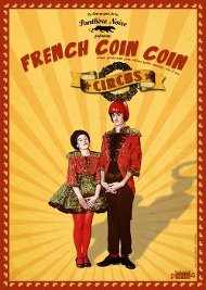 Affiche French Coin Coin Circus